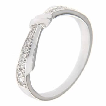 Золотое кольцо LUCI di GALA с бриллиантами