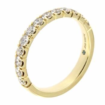 Золотое кольцо EGF (Germany) с бриллиантами