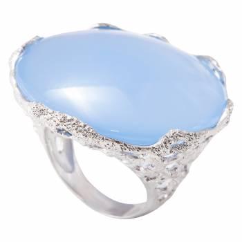 Серебряное кольцо MAGIE с кварцем